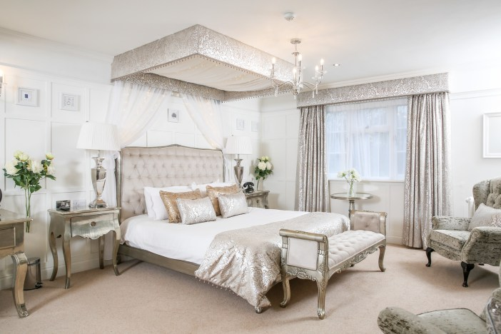 The Overmillbeck Bridal Suite at The Wild Boar