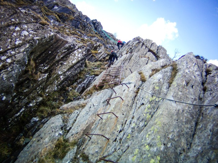 Via Ferrata: Iron Road