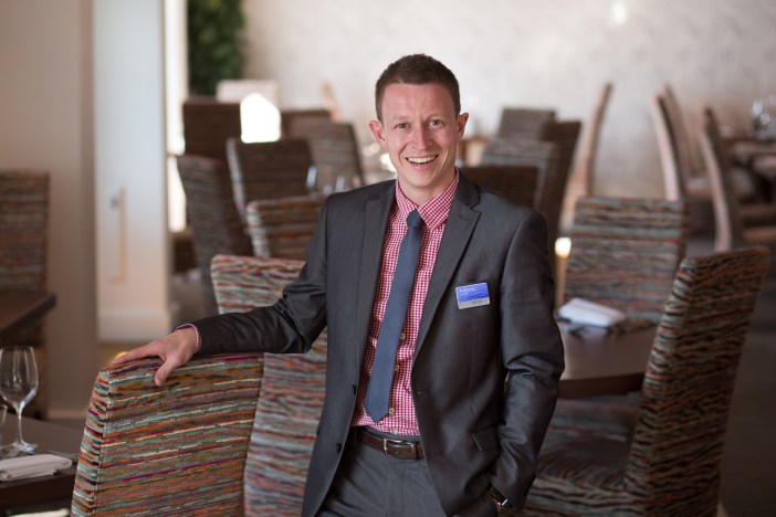 A warm welcome awaits! Anthony Sutcliffe, Waterhead Manager