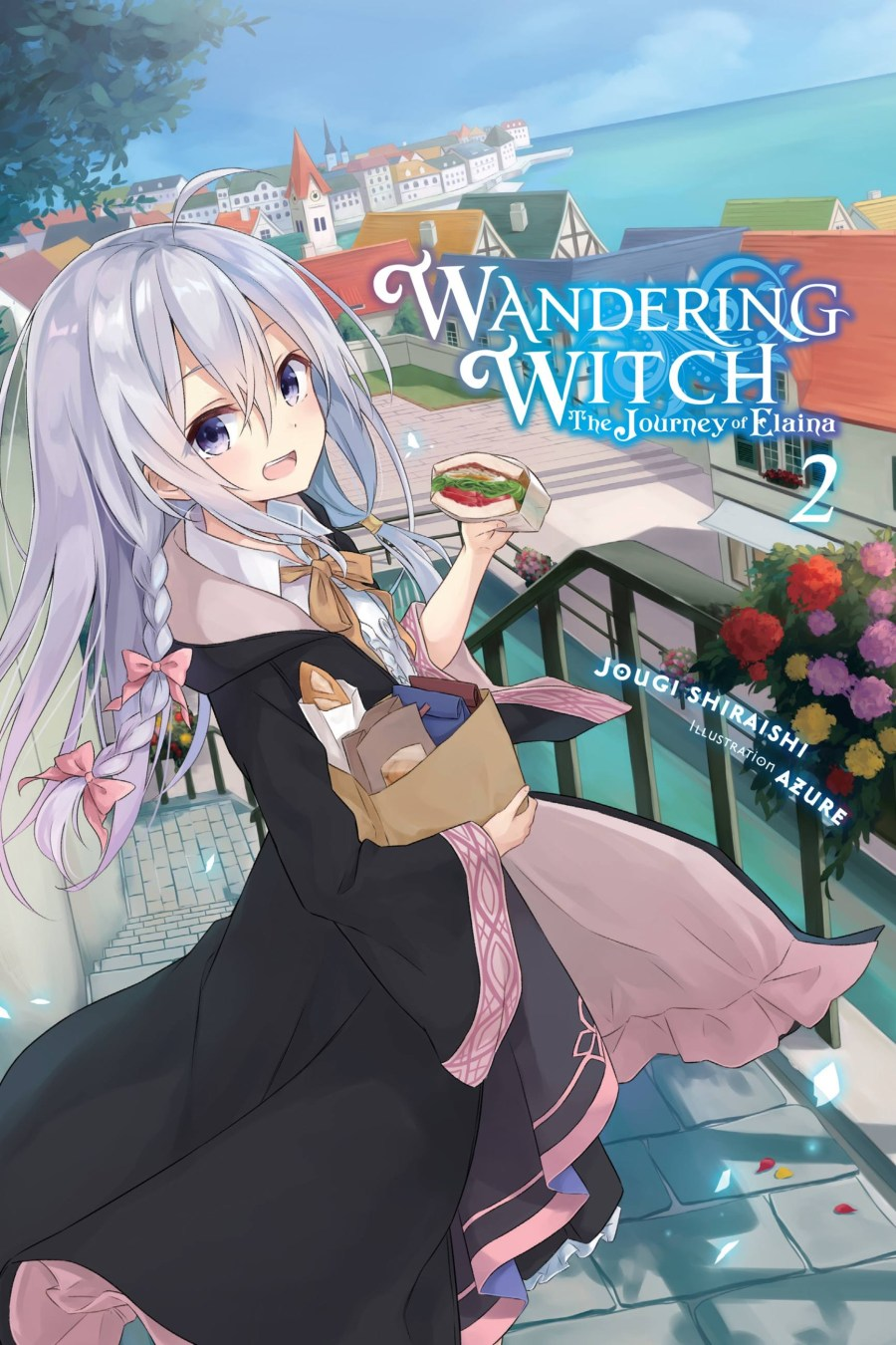 Wandering Witch: The Journey of Elaina Volume 2 cover