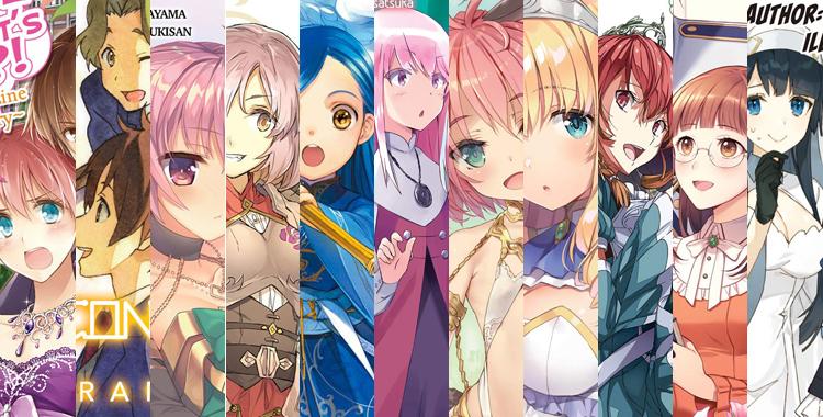 Light Novels Releasing This Week June 1-7, 2020 banner image
