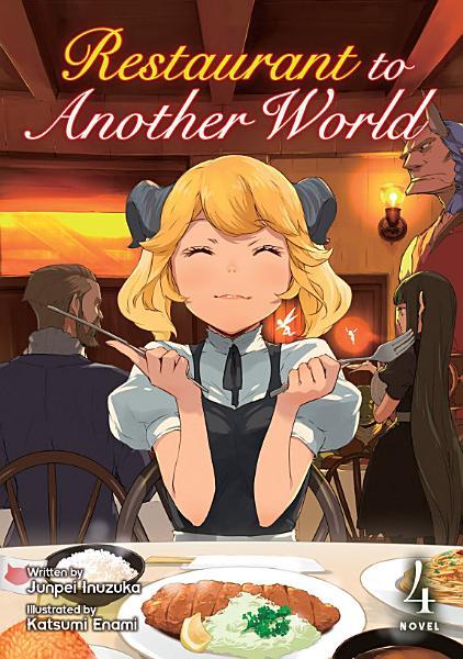 Restaurant to Another World Volume 4