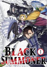 Black Summoner (Manga) Cover