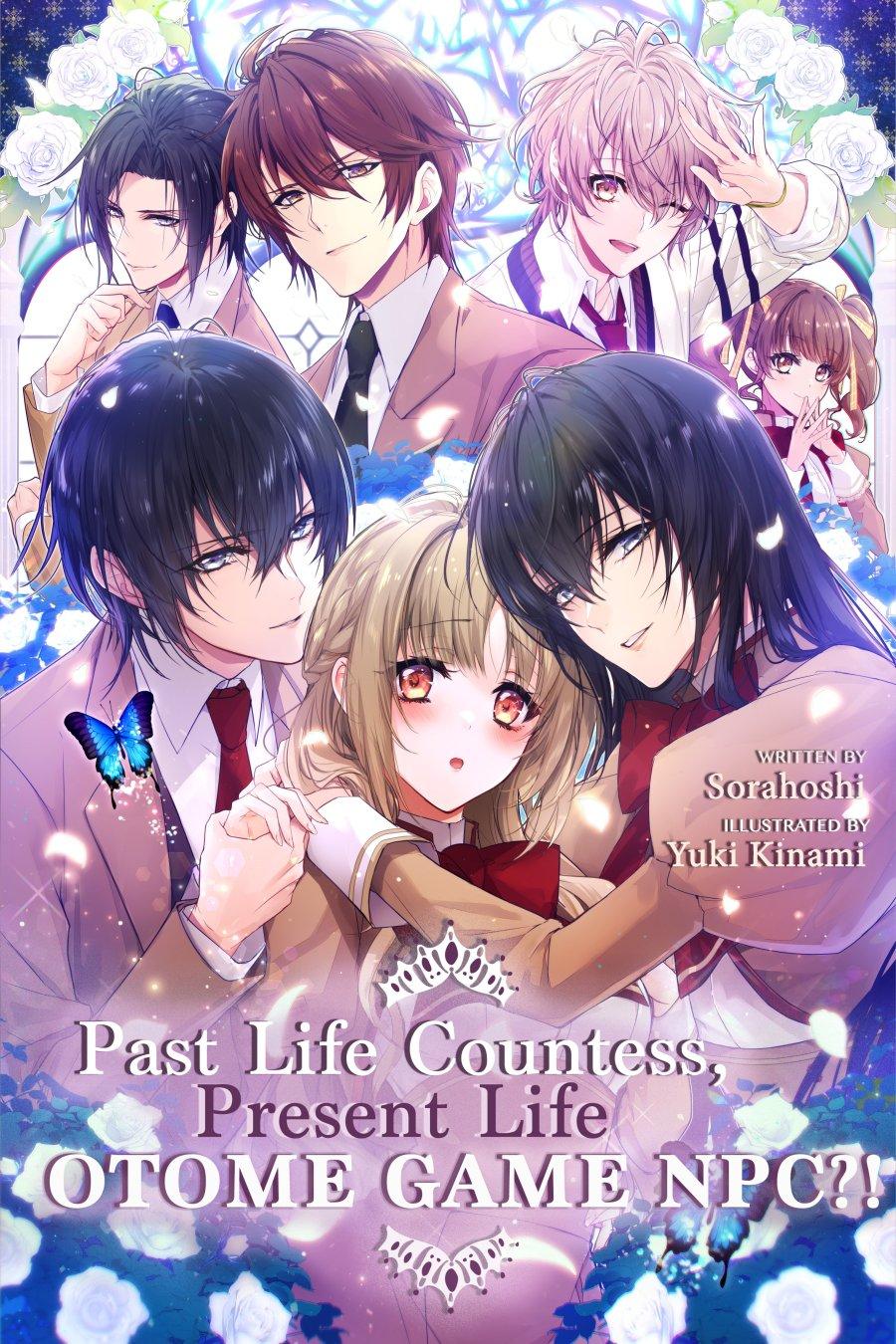 Past Life Countess, Present Life Otome Game NPC?! Cover