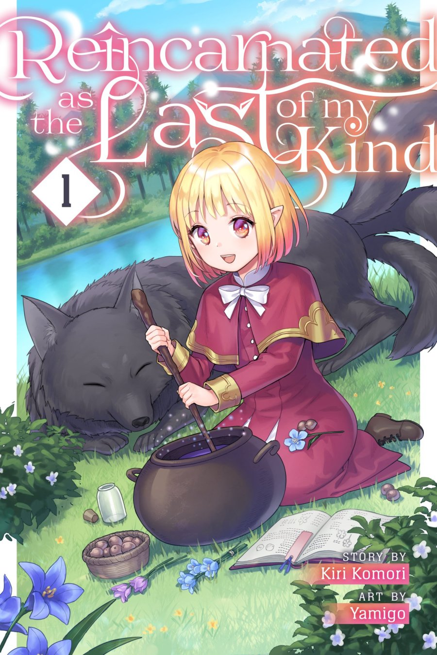 Reincarnated as the Last of My Kind Volume 1 Cover