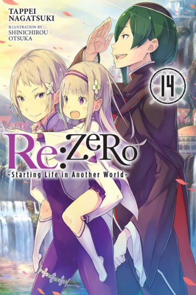 Re:Zero Starting Life in Another World Volume 14 Cover