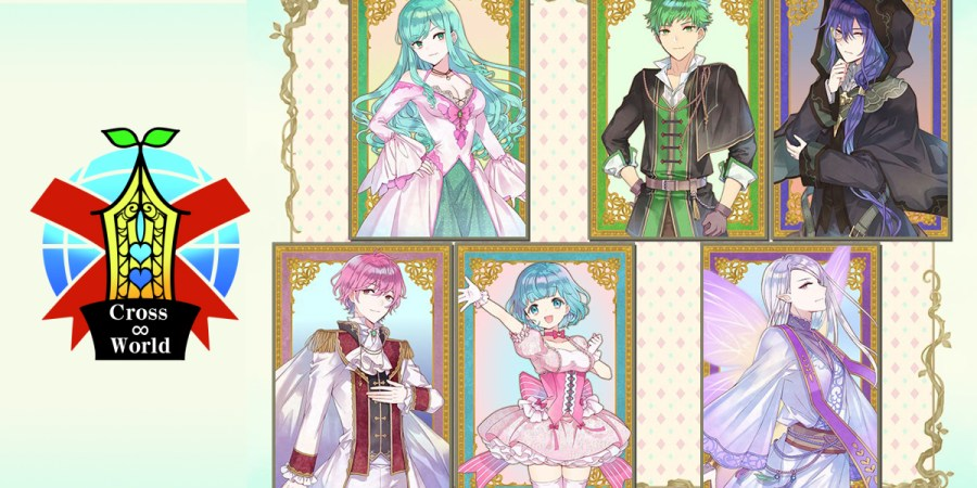 Cross Infinite World Licenses As The Villainess, I Reject These Happy-Bad Endings! Banner Image