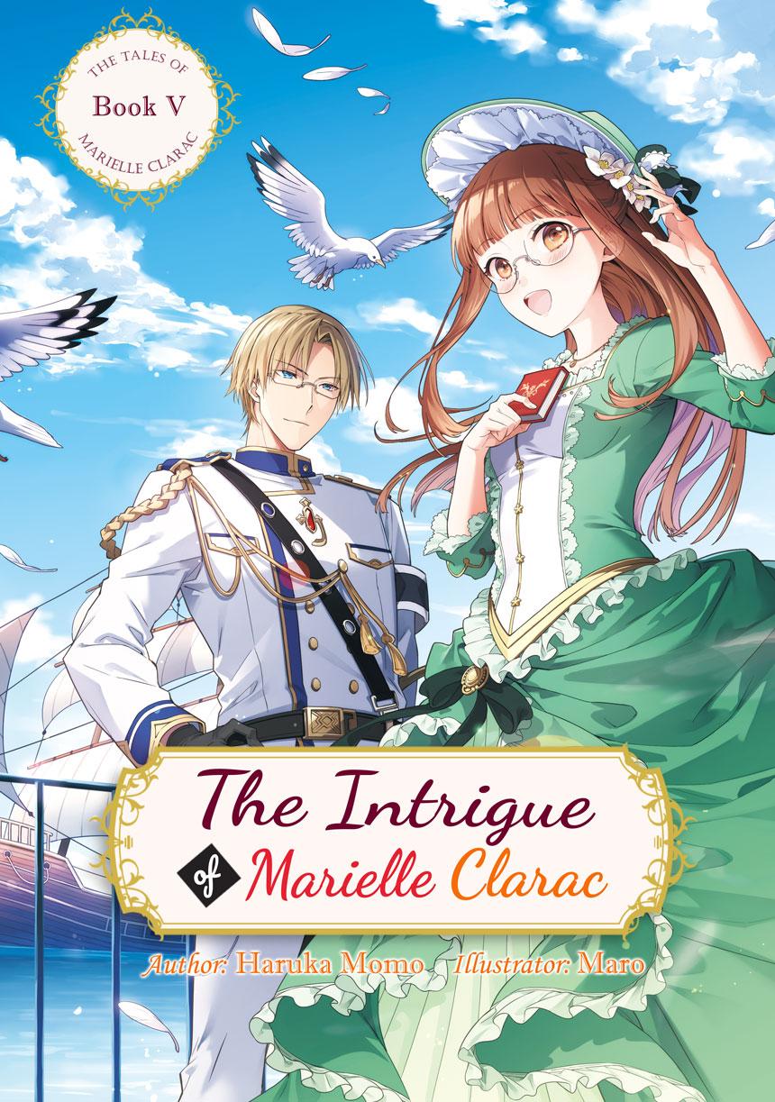 The Tales of Marielle Clarac Volume 5 The Intrigue of Marielle Clarac