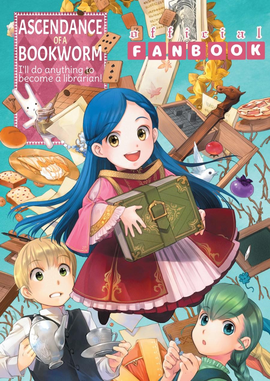 Ascendance of a Bookworm Official Fanbook