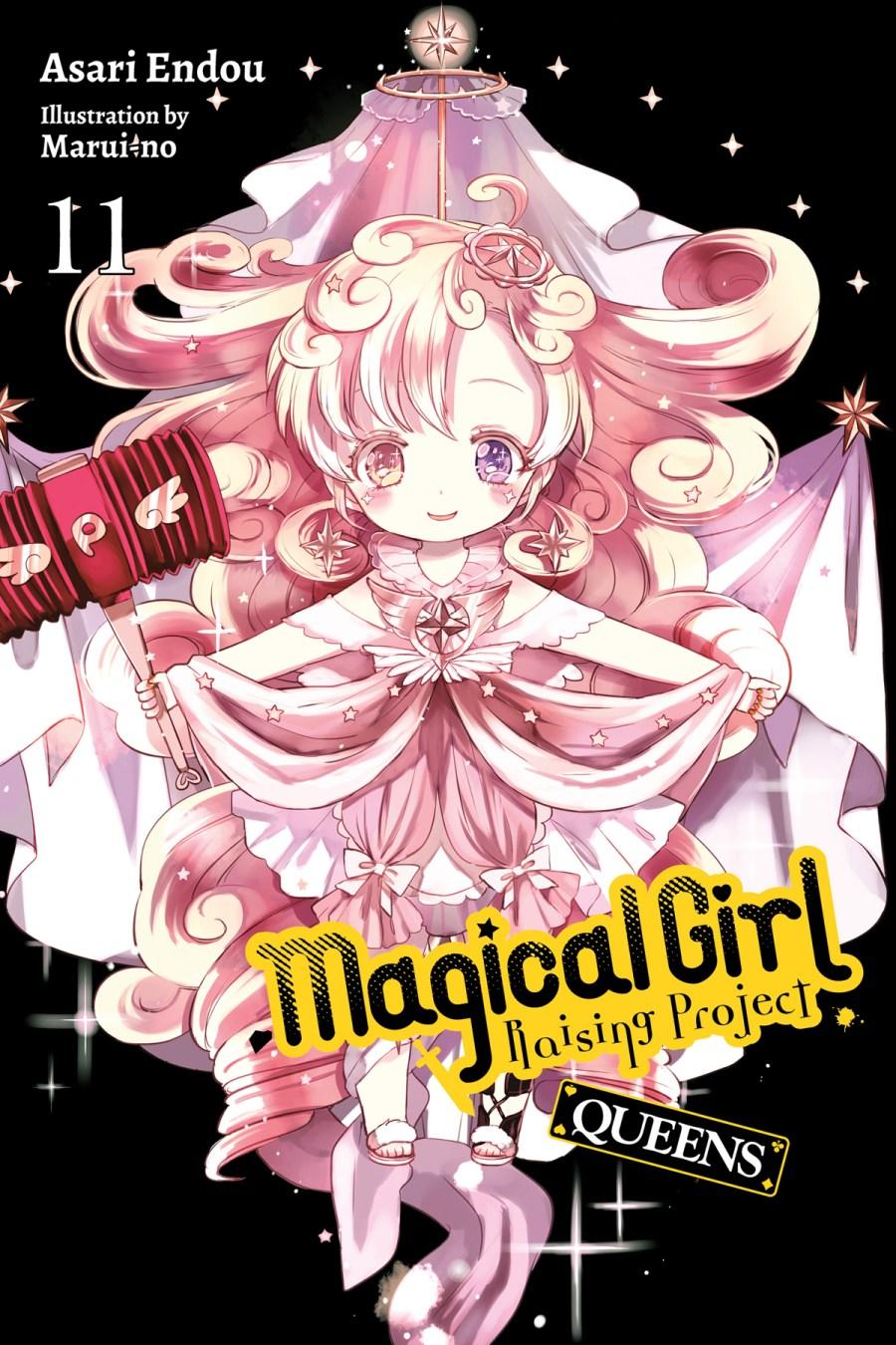 Magical Girl Raising ProjectVolume 11
