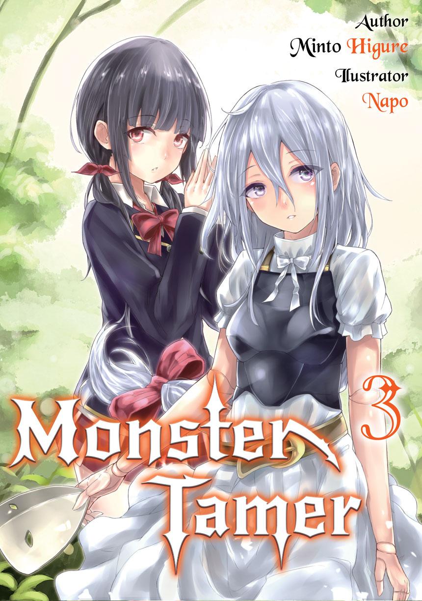 Monster Tamer Volume 3