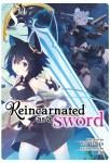 Reincarnated as a SwordVolume 8