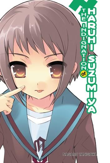 The Indignation of Haruhi Suzumiya