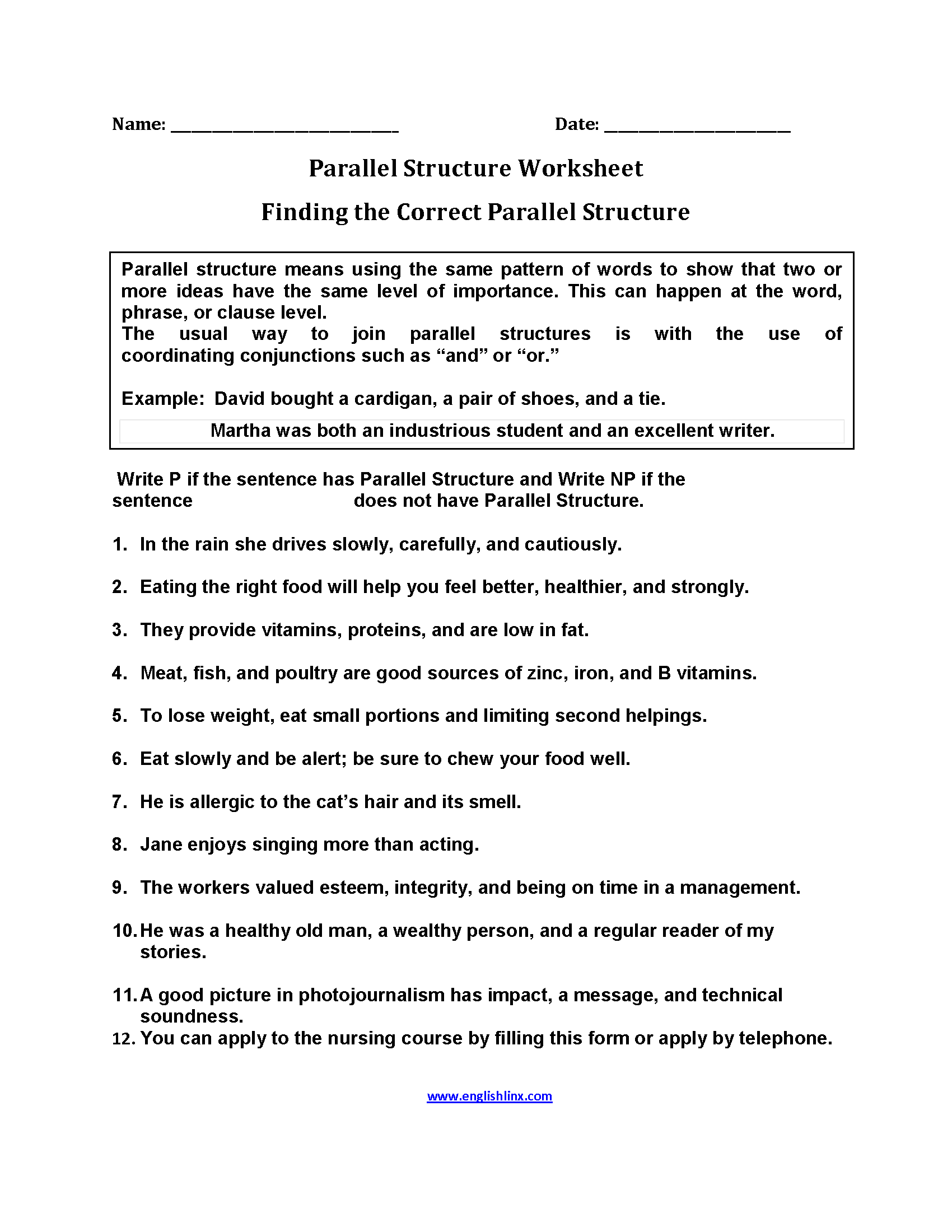 Worksheet Correct The Sentence Worksheets Worksheet Fun