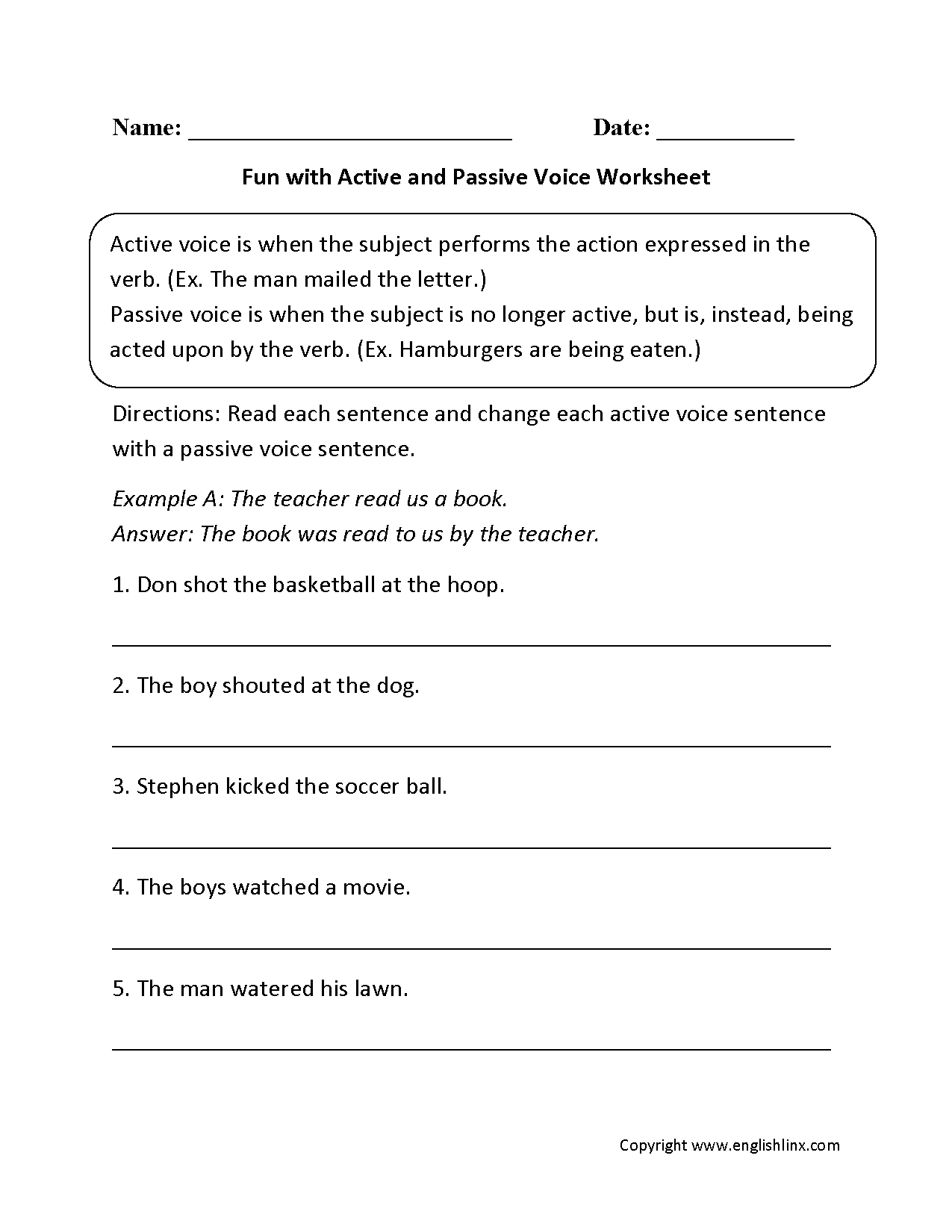 Graphing Worksheet For 7th Graders