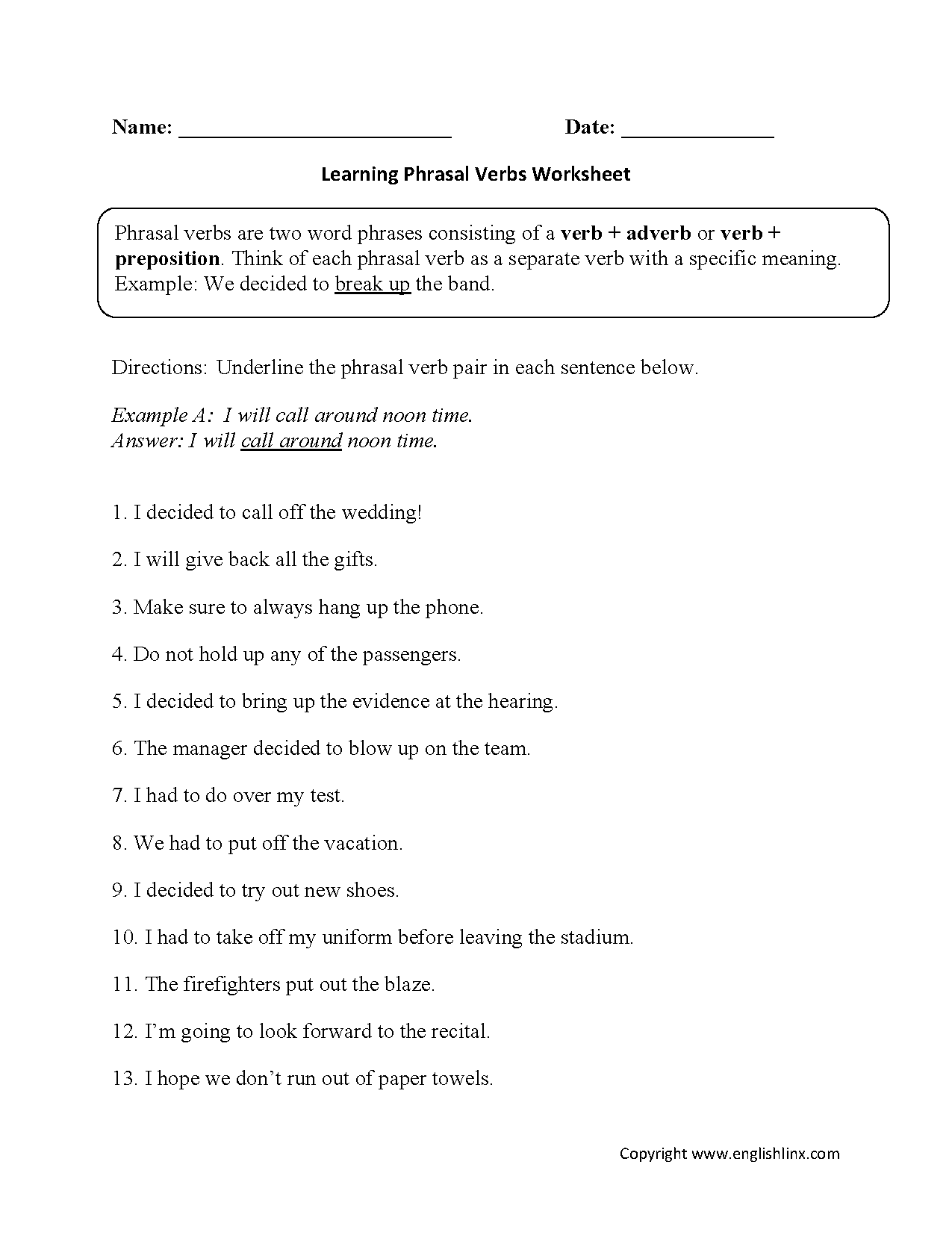 Worksheet Verb Worksheets 4th Grade Grass Fedjp