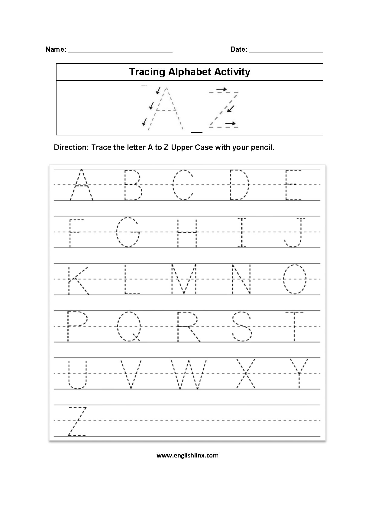 Letter Writing Worksheet Primary