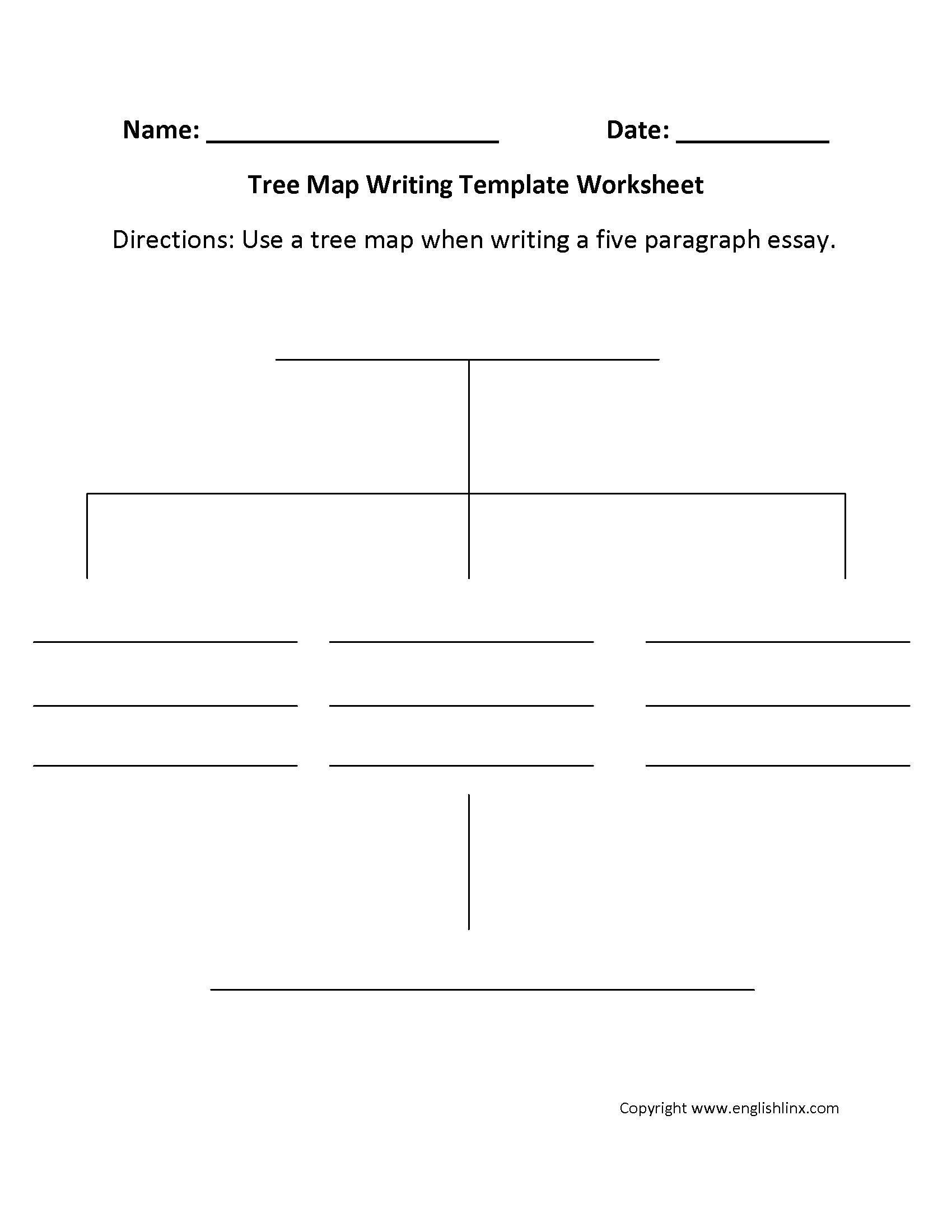 Essayedge Brainstorming Worksheet