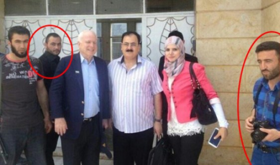 John McCain Terrorist Cuck