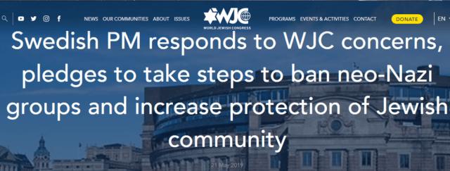 WJC Lobbying