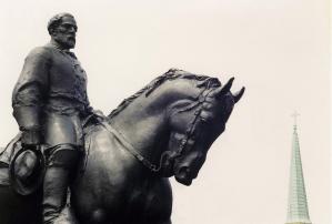 General Lee Statue Charlottesville