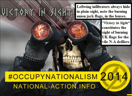 National Action Occupy Nationalism
