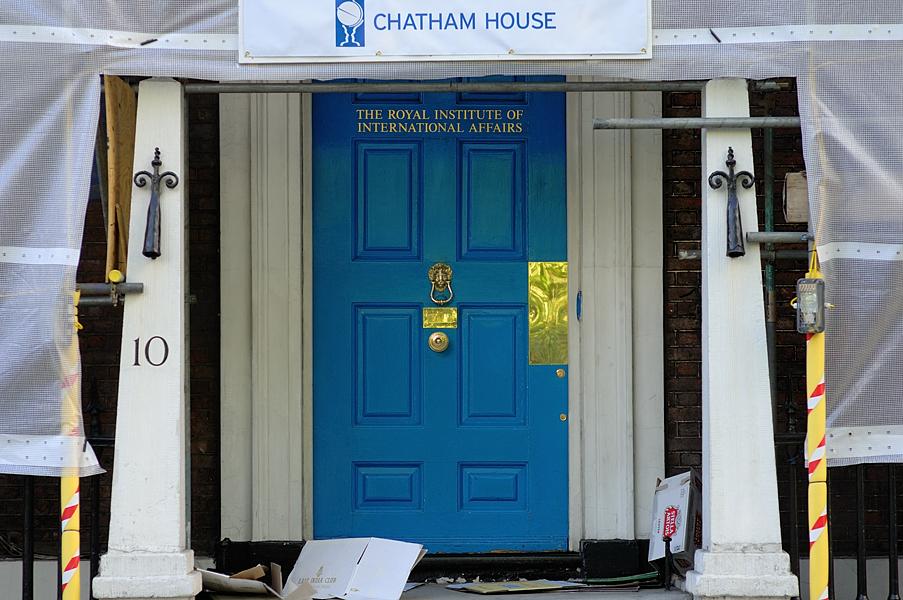 The Royal Institute of International Affairs - Chatham House, London Photo English Photographer