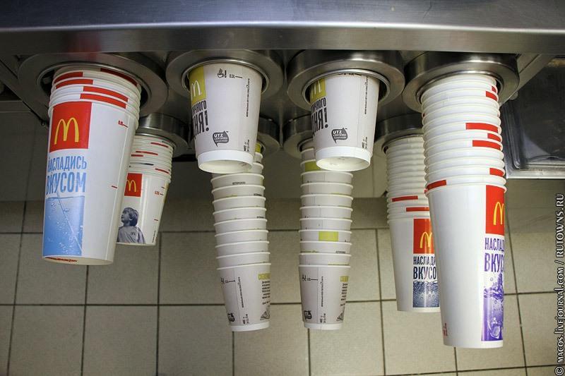 mcdonald, interior, hamburguesa, comida, basura, rapida