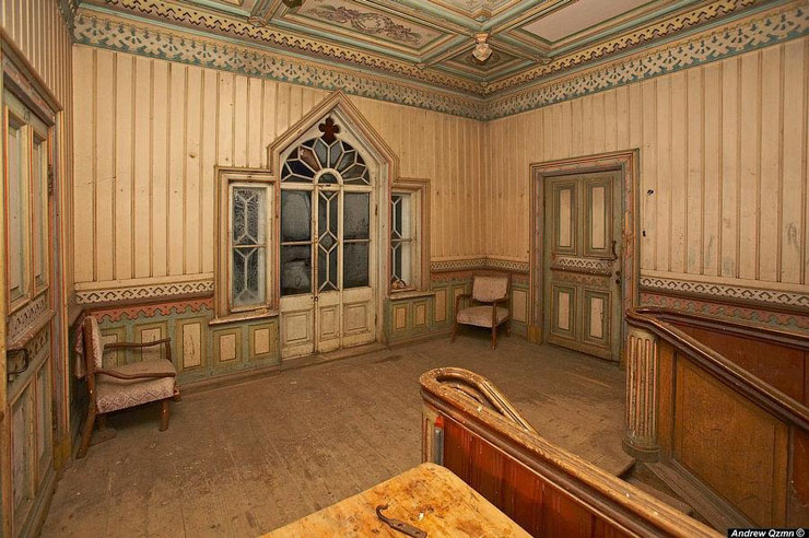 Russian wooden architecture 6