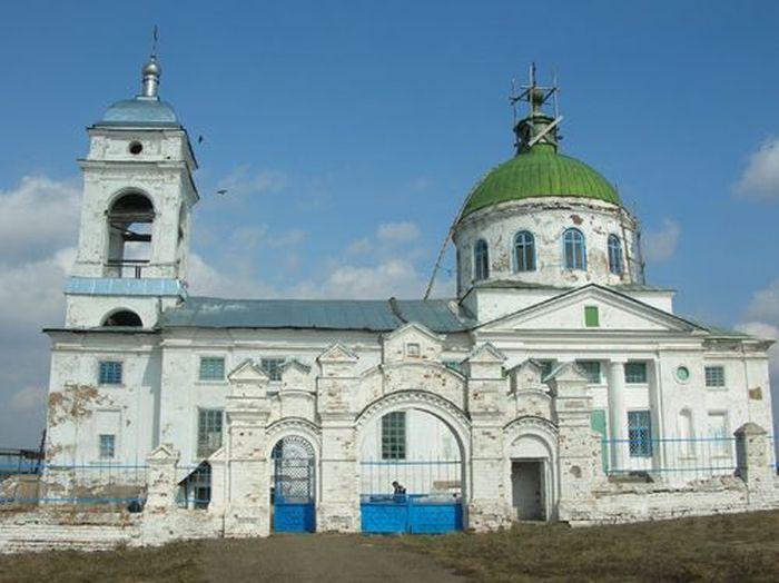An Old Church Dungeon 1
