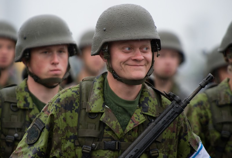 Image result for estonia, soldiers