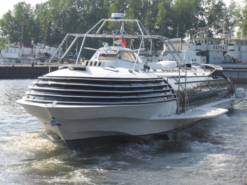 Russian luxury boat 12
