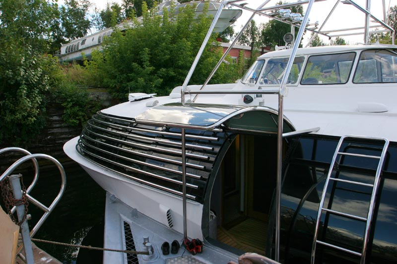 Russian luxury boat 3