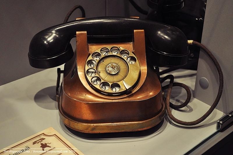Telephone History Museum In Moscow – Rania's Random Corner….