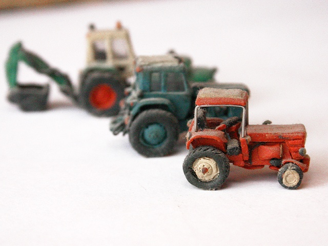 russian cars made of plasticine 12