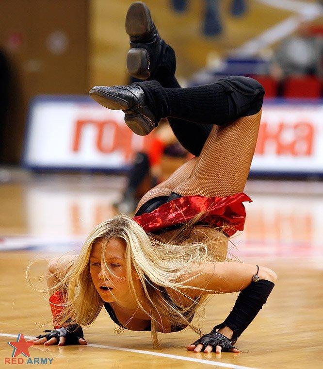 Russian cheerleaders 14