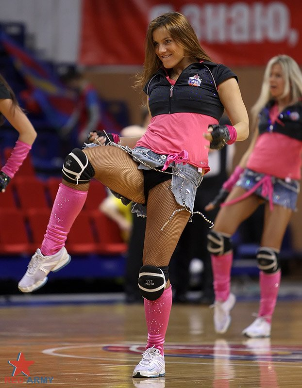 Russian cheerleaders 24