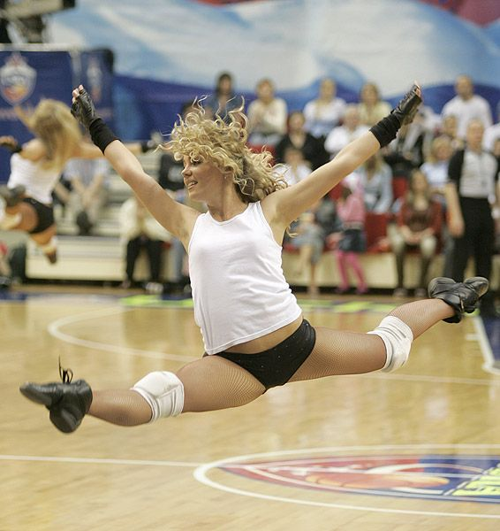 Russian cheerleaders 34