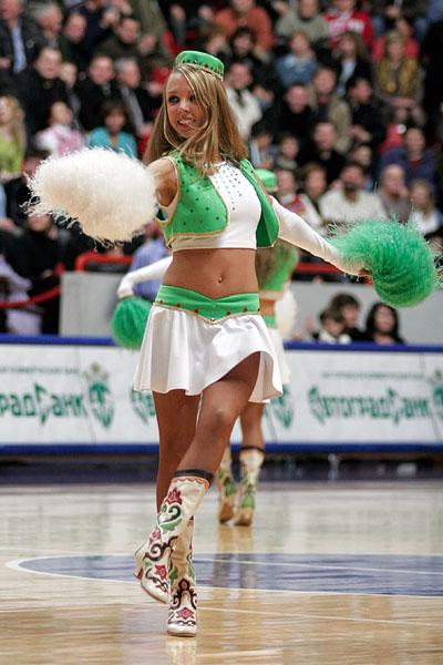 Russian cheerleaders 40