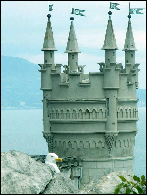 9 Swallows Nest, the Sea Castle in Crimea