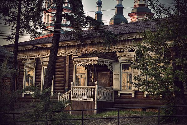 Russian wooden architecture 12