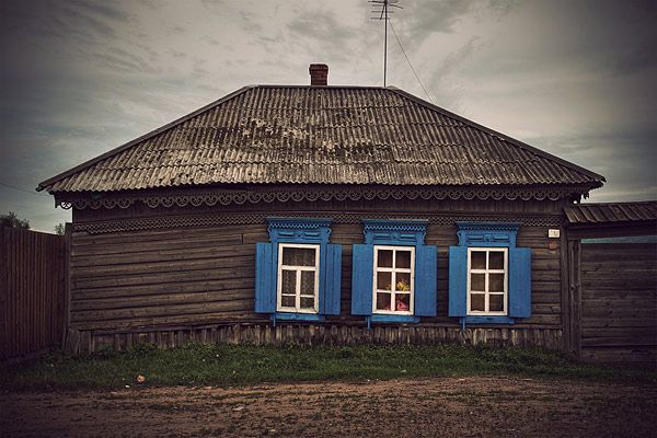 Russian wooden architecture 13