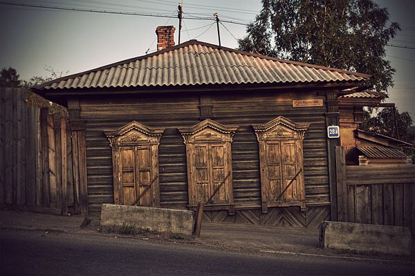Russian wooden architecture 8