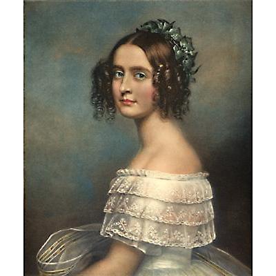 joseph_stieler_-_alexandra_amalia_prinzessin_von_bayern_1845