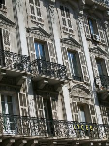 Historic French Windows