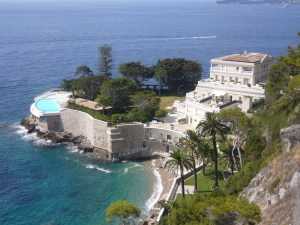 French Riviera Mansion and Hotel