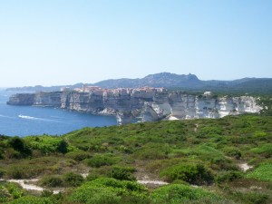 Bonifacio Corsica South of France