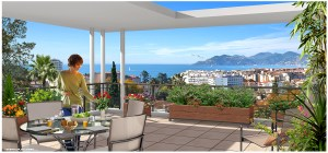 new build apartments cannes french riviera