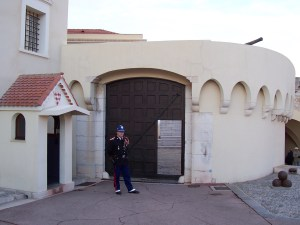 Monaco Principality Palace Guard