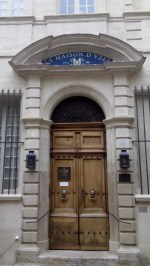 French Entrance Door